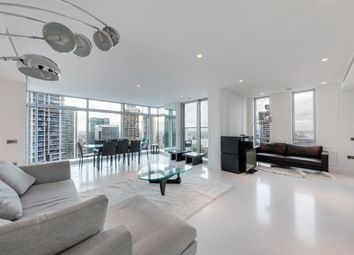 Thumbnail 3 bed flat to rent in East Tower, Pan Peninsula, Canary Wharf