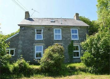 Thumbnail 4 bed detached house for sale in Brynglas, Felindre, Llandysul, Carmarthenshire