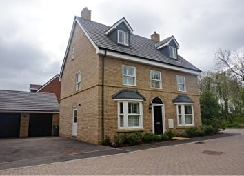 Thumbnail 5 bed detached house to rent in Trinidad Grove, Milton Keynes