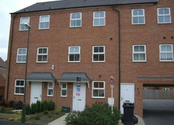 Thumbnail 4 bedroom mews house to rent in Sherbourne Drive, Hilton, Derby