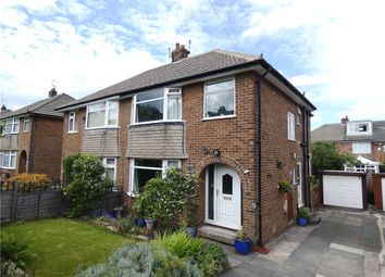 Thumbnail 3 bed semi-detached house for sale in Manor Drive, Cottingley, West Yorkshire