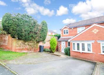 Thumbnail 3 bed semi-detached house to rent in The Lair, Birchmoor, Tamworth