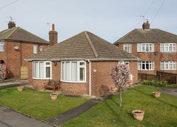 Thumbnail 2 bed bungalow for sale in Doriam Drive, Huntington, York