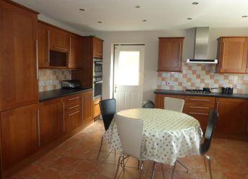Thumbnail 4 bed detached house to rent in Gainsborough Close, Grange Farm, Milton Keynes