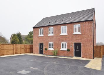 Thumbnail 2 bed semi-detached house for sale in Birch Close, Aslakr Park, Aslockton