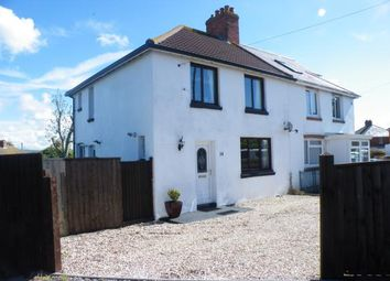 Thumbnail 3 bed semi-detached house for sale in Weymouth, Dorset, England