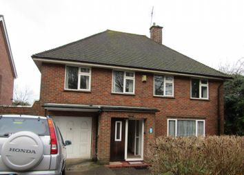 Thumbnail 4 bed detached house to rent in Linster Grove, Borehamwood