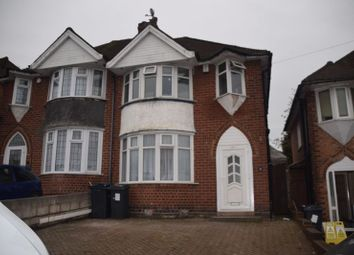 Thumbnail 3 bed semi-detached house for sale in Barnes Hill, Quinton, Birmingham