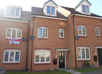 Thumbnail 3 bedroom town house to rent in Priory Chase, Pontefract