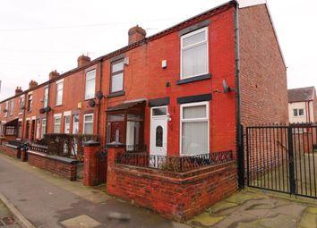 Thumbnail 2 bedroom terraced house for sale in Royle Street, Denton, Manchester