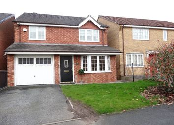 Thumbnail 4 bedroom detached house for sale in Royal Drive, Fulwood, Preston