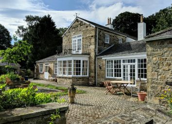 Thumbnail 4 bed country house for sale in Oakwood House, Wylam, Northumberland