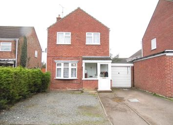 Thumbnail 3 bed property for sale in Manor Drive, Terrington St. John, Wisbech