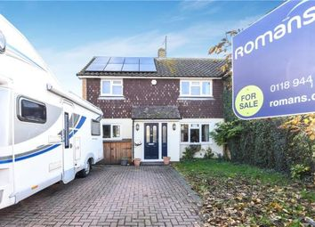 Thumbnail 3 bed semi-detached house for sale in Grays Crescent, Woodley, Reading