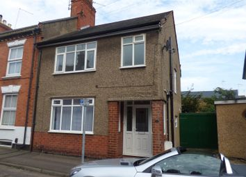 Thumbnail 3 bed terraced house to rent in Cyril Street, Abington, Northampton