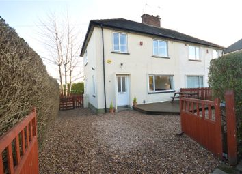 Thumbnail 3 bed semi-detached house for sale in Redcar Road, Greengates, West Yorkshire