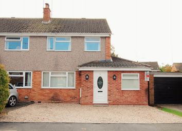 Thumbnail 4 bed semi-detached house to rent in Alne Bank Road, Alcester