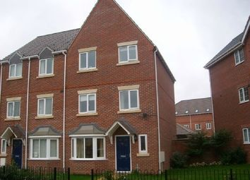 Thumbnail 4 bed semi-detached house to rent in Staddlestone Circle, Saxon Gate, Hereford
