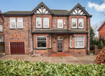 Thumbnail 5 bedroom detached house for sale in Brackley Road, Eccles, Manchester, Greater Manchester