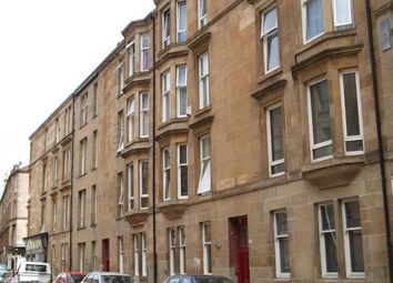 Thumbnail 1 bed flat to rent in Westmoreland Street, Glasgow