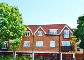 Thumbnail 1 bed flat for sale in Mercury House, Cheam Road, Ewell