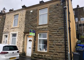 Thumbnail 3 bed terraced house to rent in Cross Street North, Rossendale, Lancashire