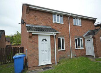 Thumbnail 2 bedroom semi-detached house for sale in Bateman Close, Harpsfield, Norwich