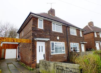 Thumbnail 2 bed semi-detached house to rent in Ironwood Crescent, Leeds, West Yorkshire