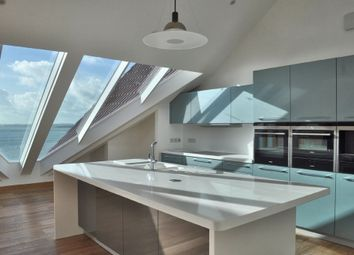 Thumbnail 3 bed flat for sale in Gyllyngvase Road, Falmouth