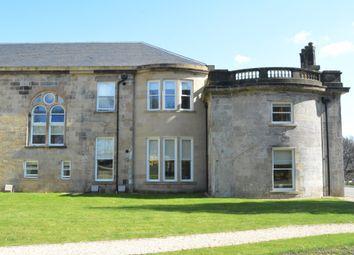 Thumbnail 3 bed flat for sale in Larbert House, Quintinshill Drive, Larbert, Falkirk