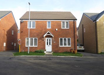 4 bed detached house for sale in Crawley Close, Northampton NN2