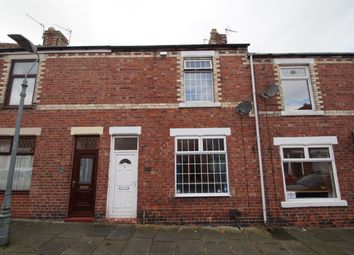 Thumbnail 2 bed terraced house for sale in Freville Street, Shildon, Darlington