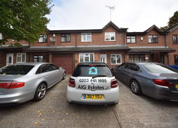 Thumbnail 4 bed terraced house to rent in Linnet Way, Purfleet Essex