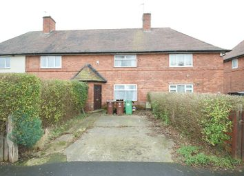 Thumbnail 2 bed terraced house to rent in Allendale Avenue, Aspley, Nottingham