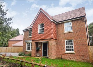 Thumbnail 4 bed detached house for sale in Montefiore Drive, Sarisbury Green, Southampton