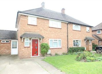 Thumbnail 3 bed semi-detached house for sale in Larch Avenue, Guildford, Surrey