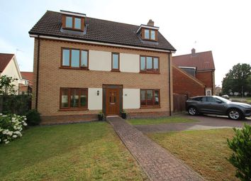 5 bed detached house for sale in Audley Grove, Rushmere St Andrew, Ipswich IP4