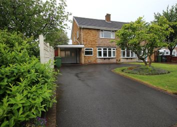 Thumbnail 3 bed semi-detached house to rent in Wem Gardens, Wednesfield, Wolverhampton