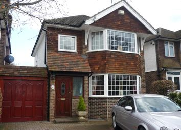 Thumbnail 3 bed detached house to rent in Bullfinch Lane, Riverhead