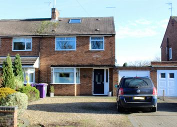 Thumbnail 4 bed semi-detached house for sale in Bedford Road, Hitchin, Hertfordshire