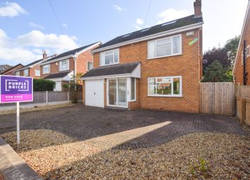 Thumbnail 4 bed detached house for sale in Moorside Avenue, Parkgate