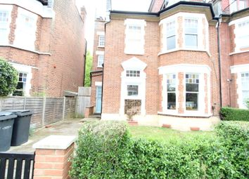 Thumbnail 2 bed flat to rent in Coleridge Road, Crouch End, London