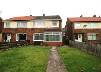Thumbnail 3 bed semi-detached house for sale in Lilac Walk, Hebburn