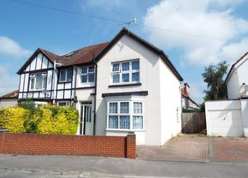 Thumbnail 4 bed semi-detached house for sale in Stanton Road, Southampton