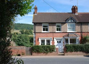 Thumbnail 3 bedroom terraced house to rent in Burnt Oak, Sidbury, Sidmouth