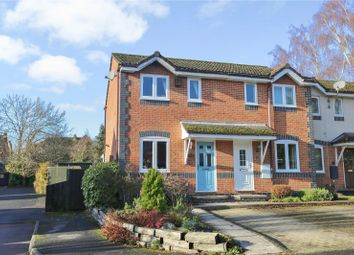 Thumbnail 2 bed end terrace house for sale in Cherry Gardens, Bishops Waltham, Southampton