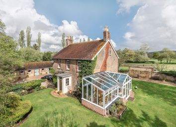 Thumbnail 6 bedroom equestrian property for sale in Stoke Trister, Wincanton, Somerset