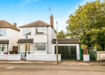 Thumbnail 3 bed detached house for sale in Briardale Road, Mossley Hill, Liverpool, Merseyside