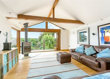 Thumbnail 4 bed detached house for sale in Hill Farm Road, Marlow, Buckinghamshire