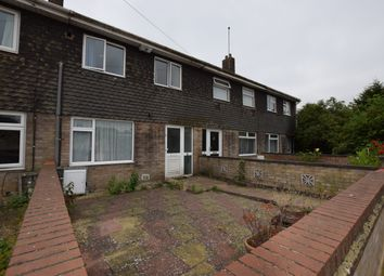 Thumbnail 3 bed terraced house to rent in Beech Close, Huntingdon